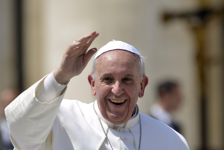 Le Tweet du Pape François